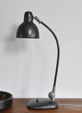 Industrial Danish Bauhaus Desk Lamp, 1930-40s