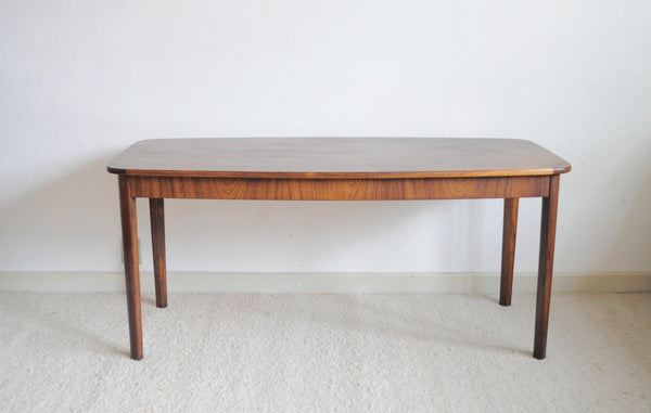 Danish Modern rosewood side or coffee table