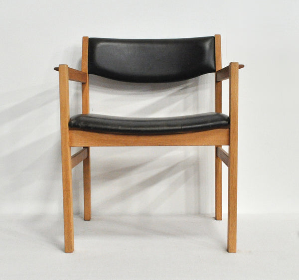 Armchairs(12) designed by Erik Wørts for FDB Møbler, 1960s