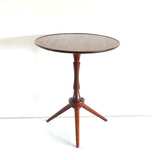 Danish Side Table in Solid Mahogany by Cabinetmaker Frits Henningsen