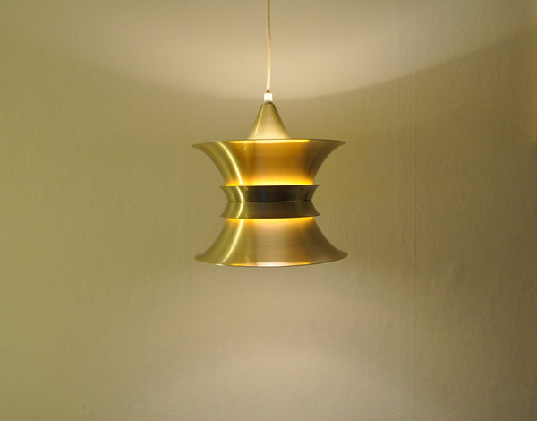 Scandinavian pendant in the style of Carl Thore