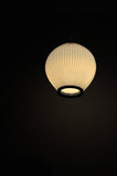 Pendant Lamp by Lars Eiler Schiøler for Hoyrup Light, Denmark 1970