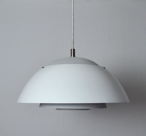 Danish Award wining Pendant Lamp by Nordisk Solar, 1970s
