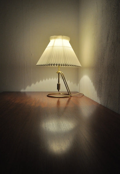 Table or wall lamp by Christian Hvidt for Le Klint, 1970s