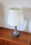 Scandinavian ceramic table lamp by Michael Andersen & Son.