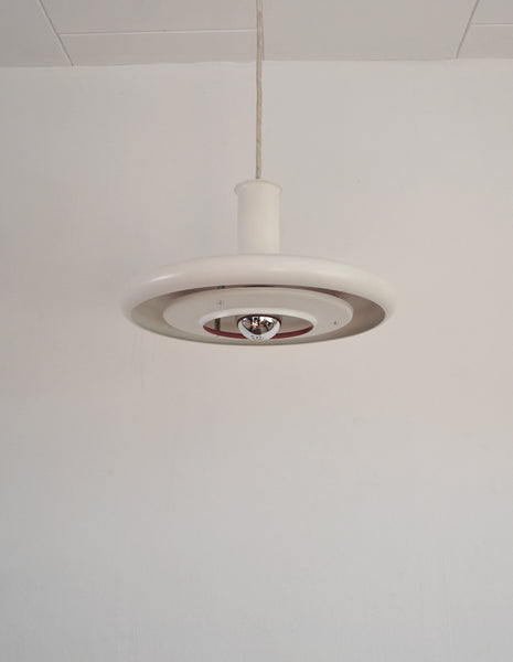 Danish pendant by Fog & Morup, model 'Optima' designed by Hans Due
