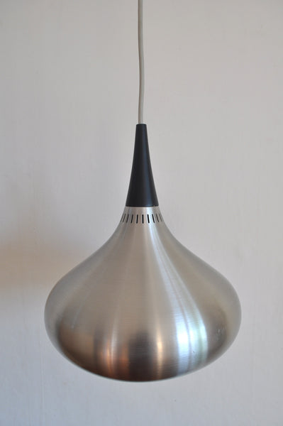 """Orient"" lamp in aluminium designed by Jo Hammerborg for Fog & Mørup"