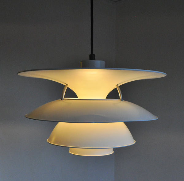 PH 5-4 1/2 Charlottenborg Pendant by Poul Henningsen for Louis Poulsen