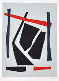 Screen Print by Robert Jacobsen, Untitled, 1980s, Numbered and signed