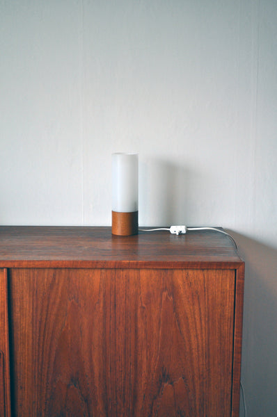 Magnificent minimalist Scandinavian style table lamp