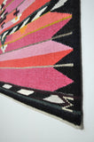 Handwoven Contemporary Scandinavian Wool Tapestry