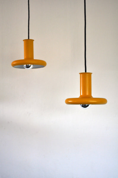 Pair of Fog & Mørup 'Optima' Pendant by Hans Due