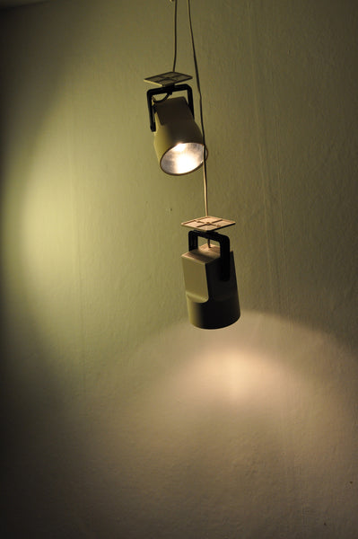 Cool classic spots/wall lamps from Louis Poulsen