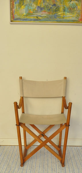 The Folding Chair designed by Mogens Koch for Interna