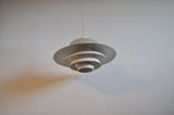 A classic danish multilayered pendant