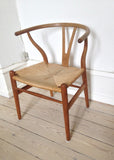 CH24 the Wishbone chair - by Hans J. Wegner