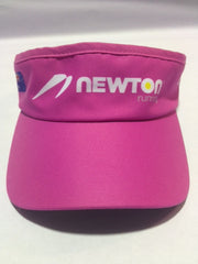 Newton Running Visor - Pink (sold Out)