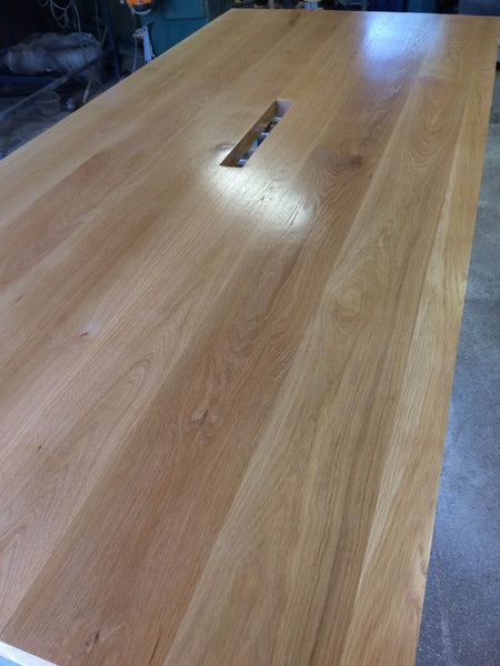 "9' x 4' x 2"" Conference Table Top"