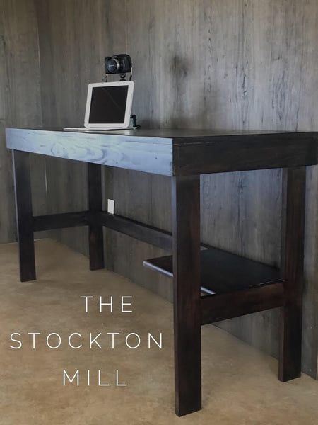 Minimalist Desk from the Ruby Collection