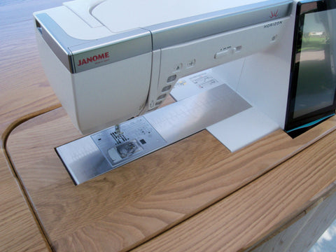 Janome 15000 Dual Sewing Cabinet