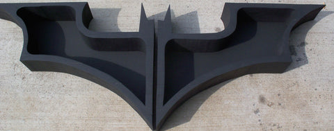New style Batman Shelf, batman shelf