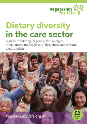 Dietary Diversity in the Care Sector (40 page guide)