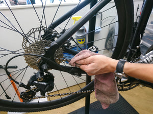 Caring for Your Drivetrain