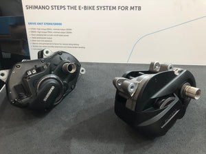 Shimano Launches Two New STEPS Drive Units