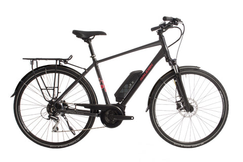 Raleigh Motus Crossbar Grey