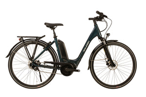 Raleigh Motus GT Low Step Blue