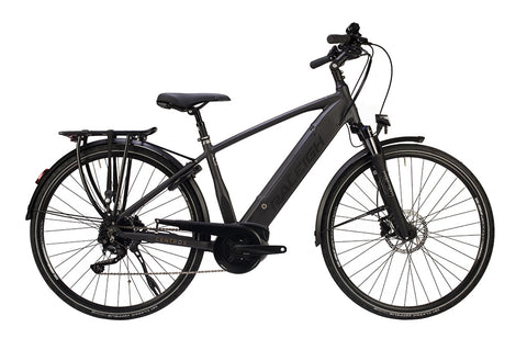 Raleigh Centros Crossbar Grey