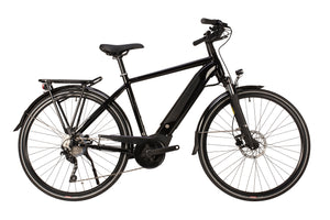 Raleigh Centros Tour Crossbar Black