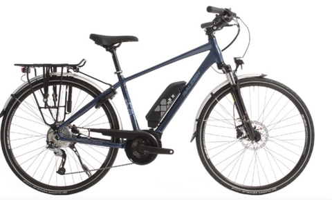 Raleigh Motus Tour Crossbar Blue