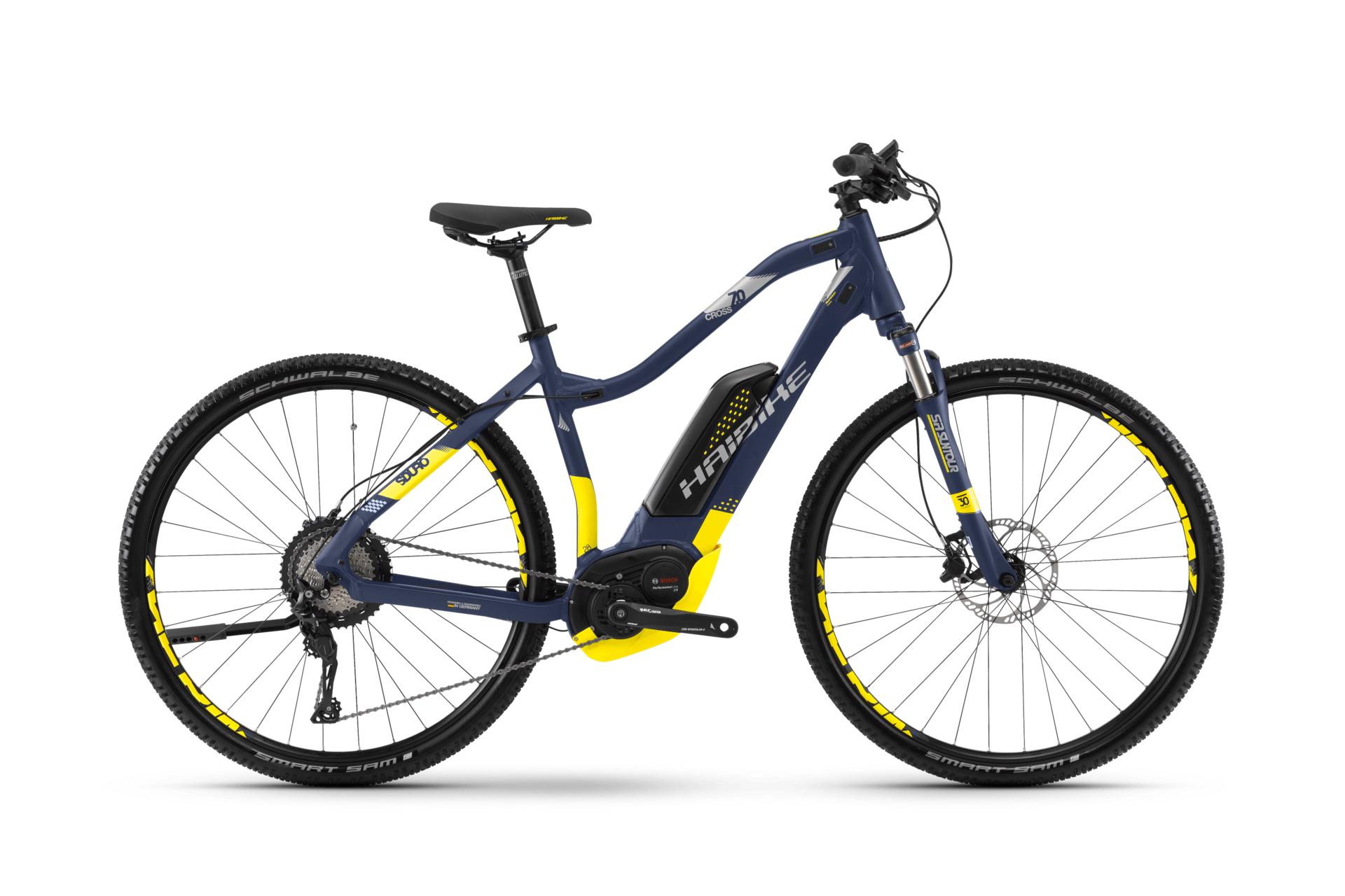 Haibike 2018 Sduro Cross 7.0 Low