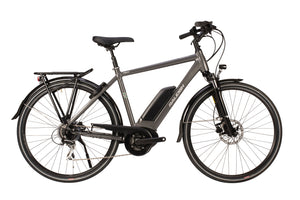 Raleigh Motus Tour Crossbar Grey