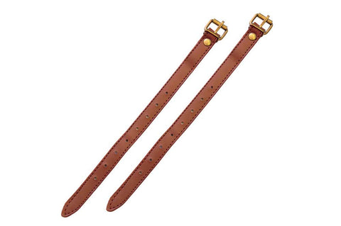 Leather Basket Straps