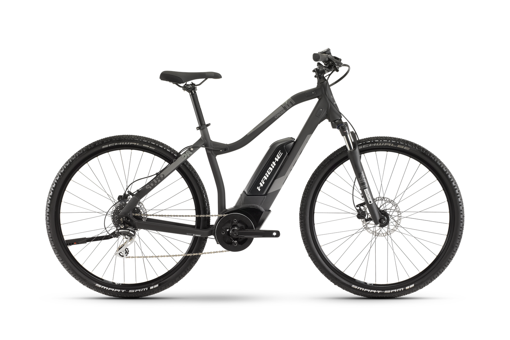 Haibike 2019 Sduro Cross 1.0 Low