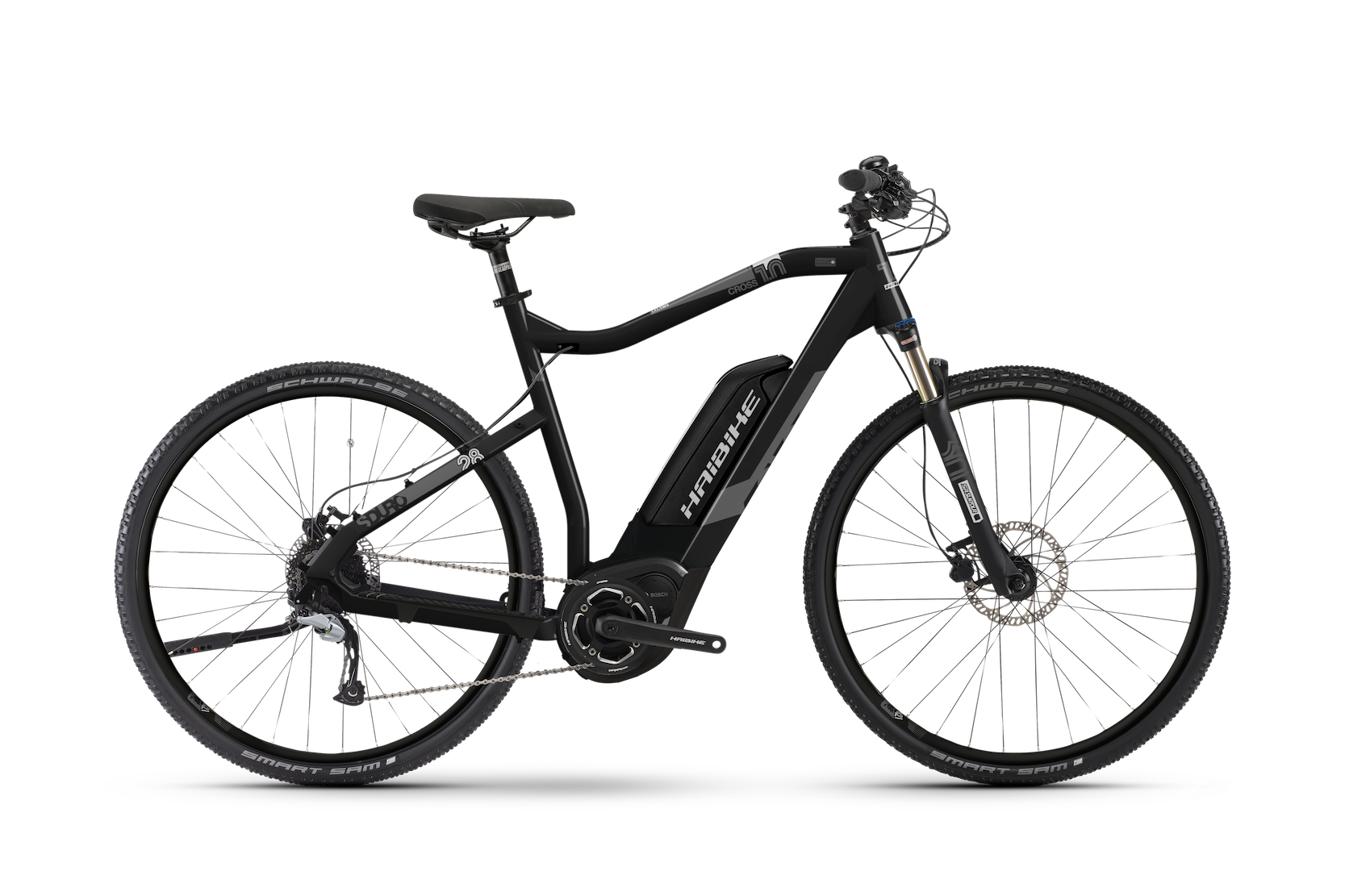 Haibike 2019 Sduro Cross 1.0 Mens
