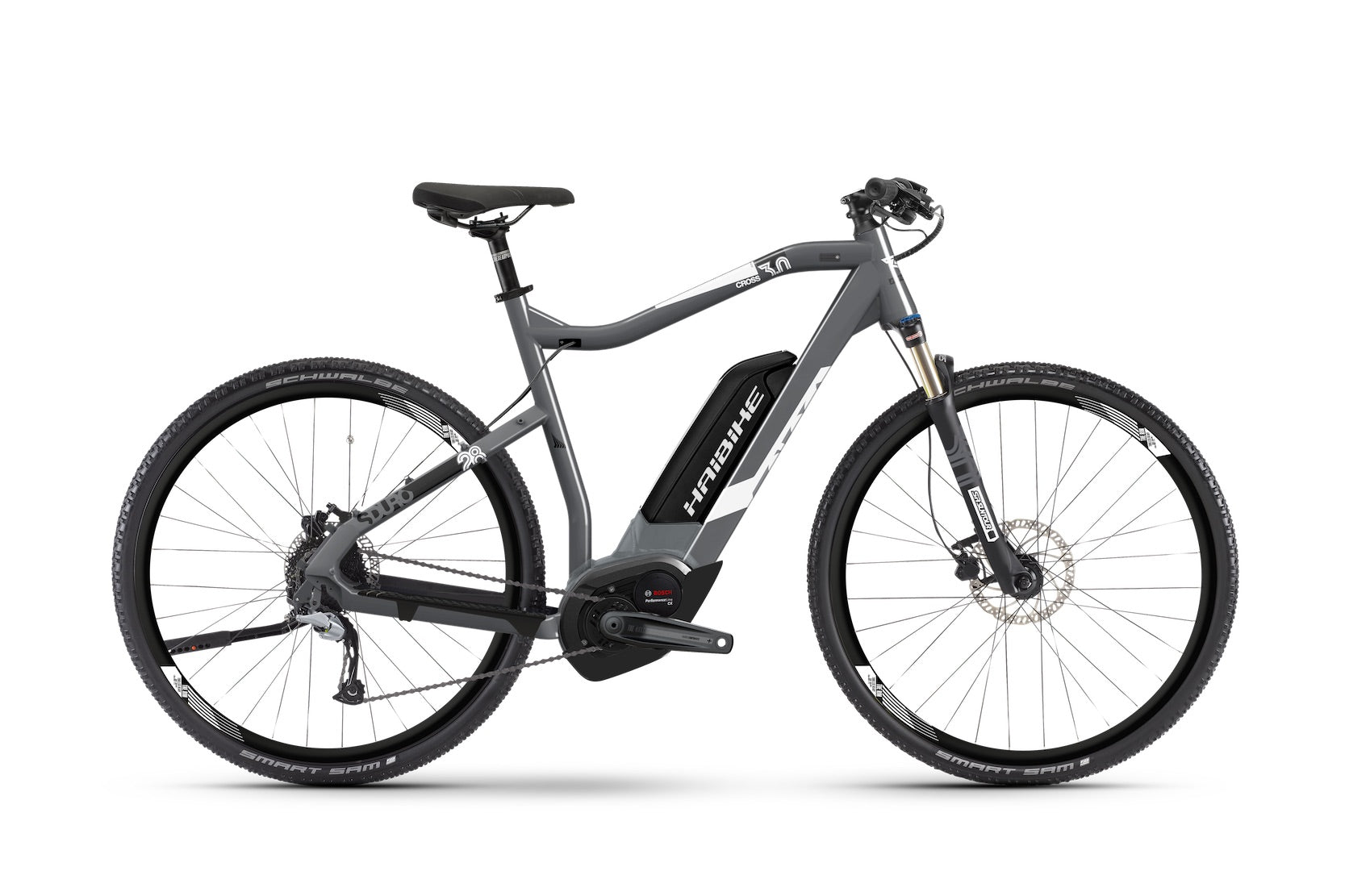 Haibike 2019 Sduro Cross 3.0 Mens