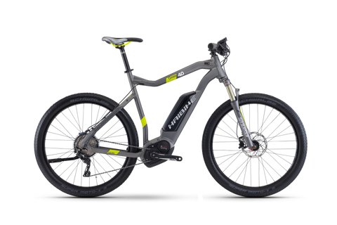 Haibike 2017 XDURO Cross 4.0 mens