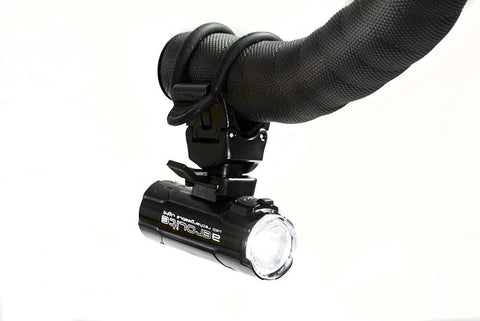 Moon Aerolite Front & Rear Light - All in One