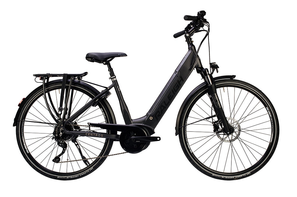 Raleigh Centros Low Step Grey