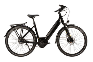 Raleigh Centros GT Lowstep Black