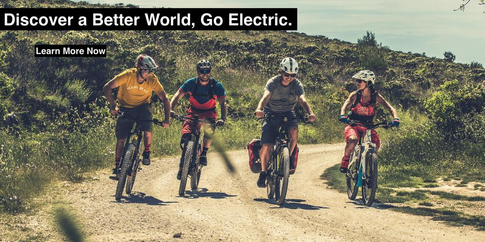 Click here for Haibike Electric Bikes