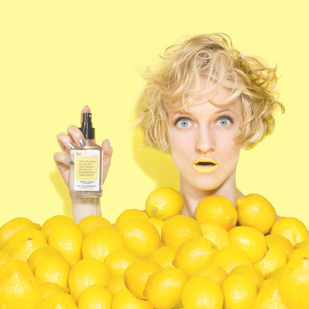 Not Soap Radio Lemons fragrance