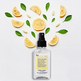 When life gives you one too many lemons fragrance for hair/body - funny gifts for her