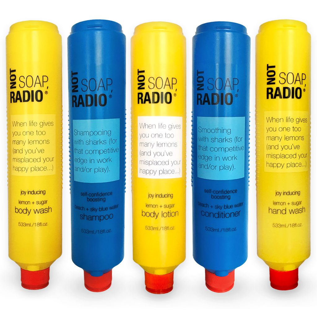 Cartridge refills - Not Soap Radio