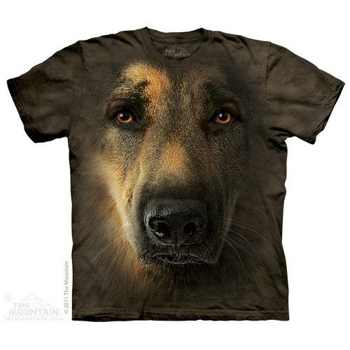 German Shepherd Portrait Tee