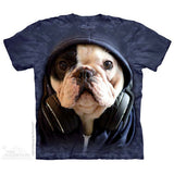 DJ Manny The French Bulldog Tee