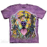 Russo Golden Retriever Tee